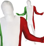 Morphsuit Italy - Adult Costume Fancy Dress