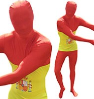 Morphsuit Spain - Adult Costume Fancy Dress
