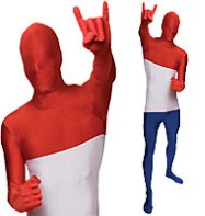 Morphsuit Netherlands - Adult Costume Fancy Dress