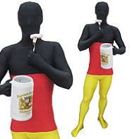 Morphsuit Germany - Adult Costume Fancy Dress