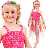 Carnival Fairy - Child Costume Fancy Dress