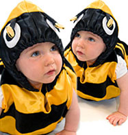 Bee - Toddler Costume Fancy Dress