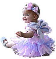 Fairy Set - Infant Costume Fancy Dress