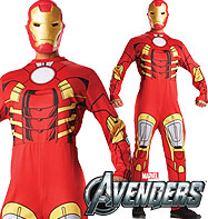 Ironman Classic - Adult Costume Fancy Dress