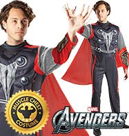 Thor Deluxe - Adult Costume Fancy Dress