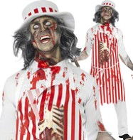 Bloody Butcher - Adult Costume Fancy Dress