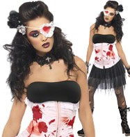 Bleeding Beauty - Adult Costume Fancy Dress