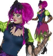 Miss Snuffed It - Adult Costume Fancy Dress