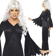 Midnight Vamp - Adult Costume Fancy Dress