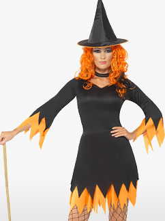 Orange Witch