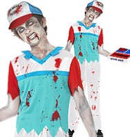Pizza Delivery Boy - Child Costume Fancy Dress