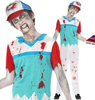 Pizza Delivery Boy - Teen Costume Fancy Dress