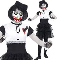 Living Dead Doll Sanguis - Teen Costume Fancy Dress