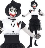 Living Dead Doll Sanguis - Adult Costume Fancy Dress