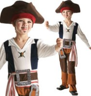 Jack Sparrow - Child Costume Fancy Dress