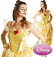 Belle - Adult Costume Fancy Dress