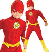 The Flash - Toddler Costume Fancy Dress