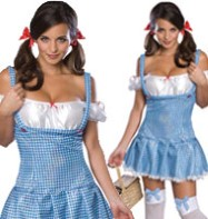 Dorothy Sequin - Adult Costume Fancy Dress
