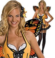 Fantasty Butterfly - Adult Costume Fancy Dress