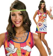 Sunshine Day Dreamer - Adult Costume Fancy Dress