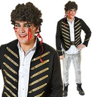 Adam Ant - Adult Costume Fancy Dress