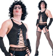 Rocky Horror Frank n Furter - Adult Costume Fancy Dress