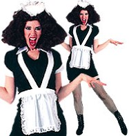 Rocky Horror Magenta - Adult Costume Fancy Dress