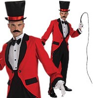 Ringmaster - Adult Costume Fancy Dress