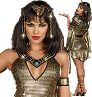 Naughty on the Nile - Adult Costume Fancy Dress