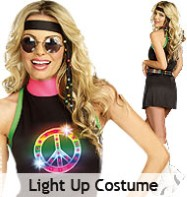 Peace Out - Adult Costume Fancy Dress