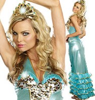 Sea Queen - Adult Costume Fancy Dress