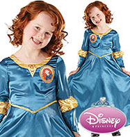 Brave Merida Classic - Child Costume Fancy Dress