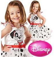 101 Dalmatians Classic - Toddler Costume Fancy Dress