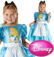 Alice in Wonderland Classic - Child Costume Fancy Dress