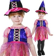 Pretty Witch - Toddler Costume Fancy Dress