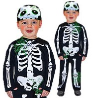 Skeleton - Toddler Costume