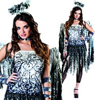 Dark Angel - Adult Costume Fancy Dress