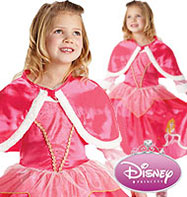 Sleeping Beauty Winter Wonderland - Child Costume Fancy Dress