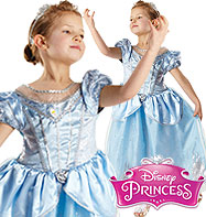Cinderella Anniversary - Child Costume Fancy Dress