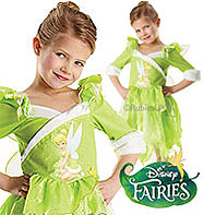 Tinker Bell Winter Wonderland - Child Costume Fancy Dress