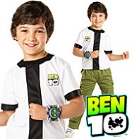 Ben 10 - Child Costume Fancy Dress