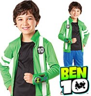 Ben 10 Ultimate Alien - Child Costume Fancy Dress