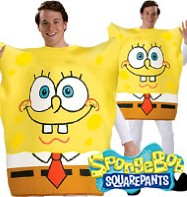 SpongeBob Classic - Adult Costume Fancy Dress