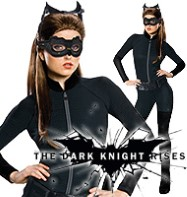 Catwoman - Adult Costume Fancy Dress