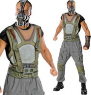 Bane Deluxe - Adult Costume Fancy Dress