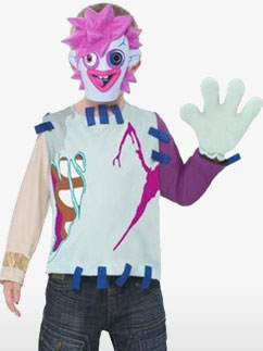 Moshi Monster Zommer - Child Costume Fancy Dress