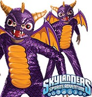 Skylanders Spyro - Child Costume Fancy Dress