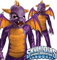 Skylanders Spyro Deluxe - Child Costume Fancy Dress