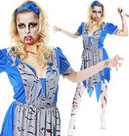 Horror Alice - Adult Costume Fancy Dress