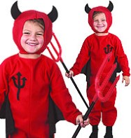 Devil - Toddler Costume Fancy Dress
